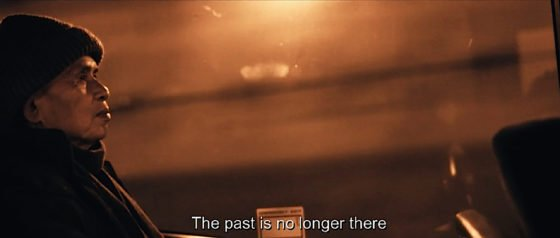 Buddha Weekly Thich Nhat Hanh THe Past is no longer there Walk with me movie Buddhism