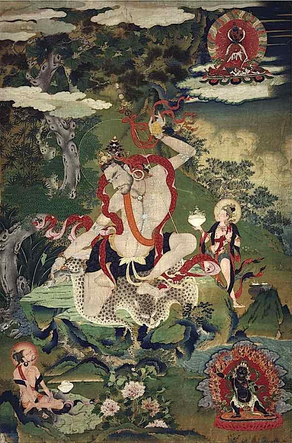 Buddha Weekly Tilopa the great Mahasiddha from India Buddhism