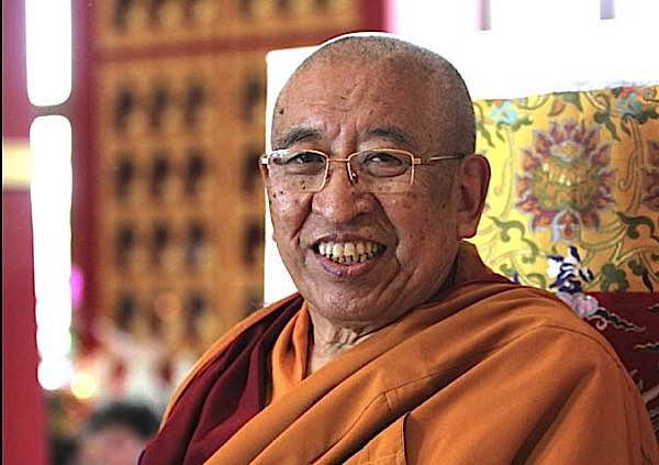 Buddha Weekly Venerable Khenchen Thrangu Rinpoche Buddhism