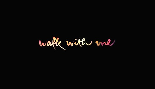 Buddha Weekly Walk with Me title screen movie Buddhism