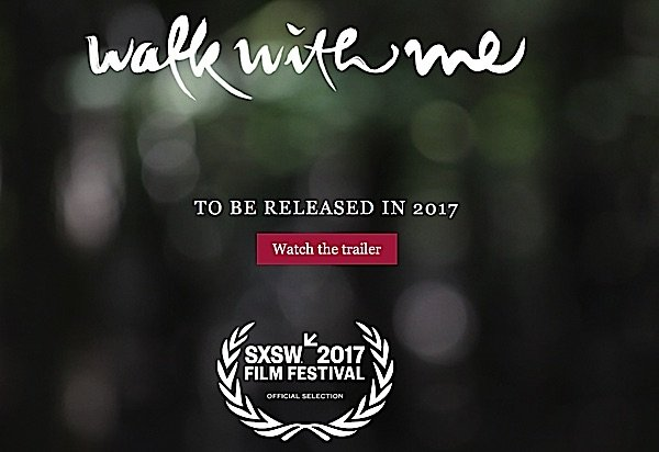 Buddha Weekly Walk with me SXSW 2017 Film Selection Story of Thich Nhat Hanh and plum village Buddhism