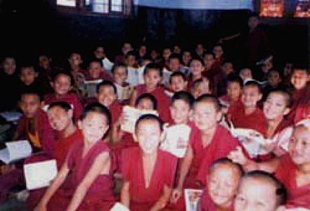 Buddha Weekly Young Sera Jay Monks Buddhism