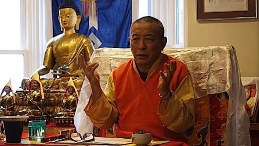 Buddha Weekly Zasep Rinpoche teaching Buddhism