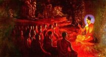 Buddha teaches us to view every meal as if we were reluctant cannibals: Samyukta Agama Sutra 373, the Four Nutriments