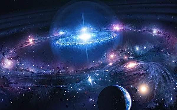 Buddha Weekly galaxy universe wallpaper 9 Buddhism
