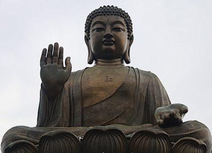Buddha Weekly Abahya Mudra Buddhism