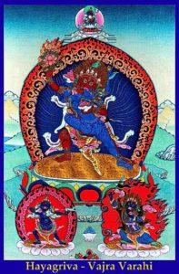 Buddha Weekly Beautiful hayagriva varahi red lotus Buddhism