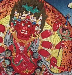 Buddha Weekly Hayagriva 6Armed 500 Buddhism