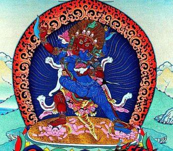 Buddha Weekly Hayagriva and Vajrayogini embrace Buddhism