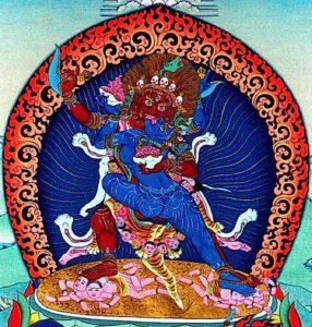 Buddha Weekly Hayagriva close up Buddhism