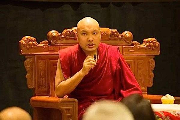 Buddha Weekly Karmapa in Toronto speaking 2017 Buddhism