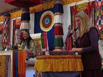 Interview Lama Dr. Shannon Young: Dzogchen teacher focuses on bringing Dharma practice into daily life and bridging heritage with modern life
