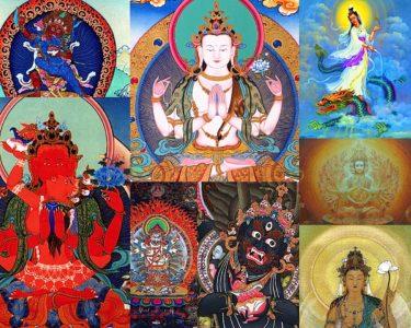 Buddha Weekly Many faces of Chenrezig Buddhism