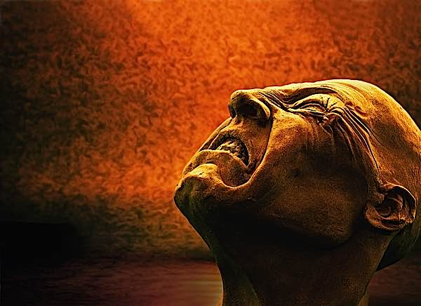 Image result for angry buddhist