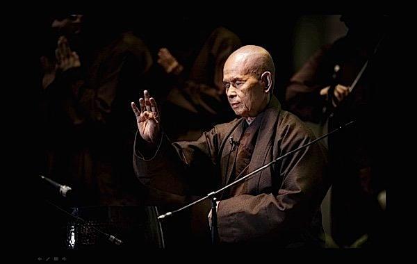 Buddha Weekly Thich Nhat Hanh Hong Kong Compassion Chant Buddhism