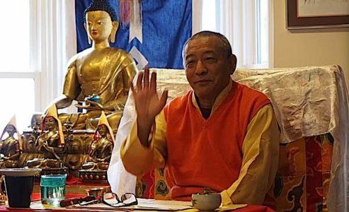 Buddha Weekly Zasep Tulku Rinpoche teaching on Healing practices Buddhism