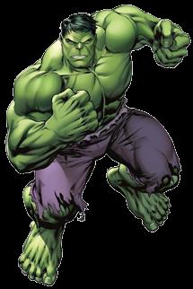 Hulk comics character