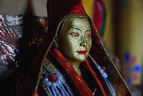 Buddha Weekly Atisha Statue Buddhism