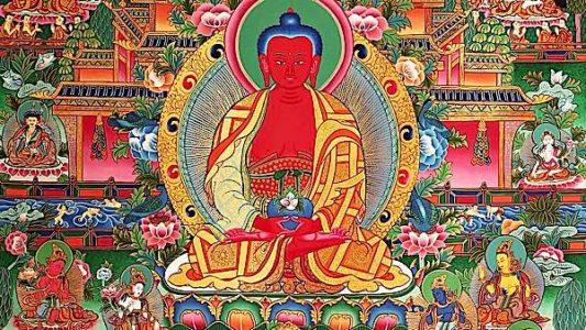 Buddha Weekly Buddha Amitabha and prayer to be reborn in Sukhavata Buddhism