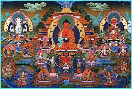 Buddha Weekly Buddha Sukhavati and Amitabha Buddhism