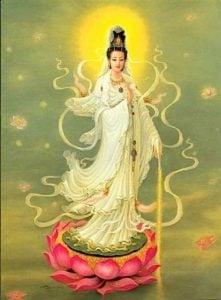 Buddha Weekly Guanyin compassionate goddess Buddhism