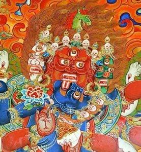 Buddha Weekly Hayagriva Tamdrin Embracing Vajrayogini Vajra Varahi Buddhism