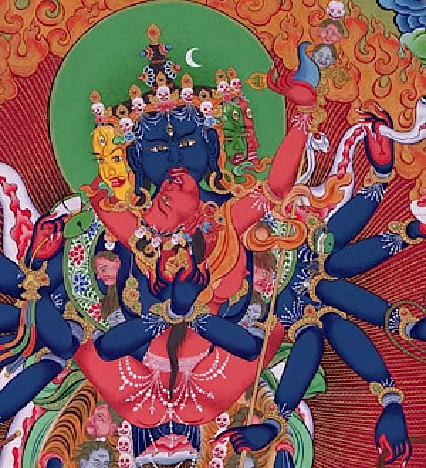Buddha Weekly Herkua Chakrasamvara Vajrayogini Buddhism