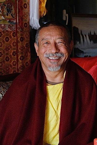 Buddha Weekly Portrait Venerable Zasep Rinpoche Buddhism 1
