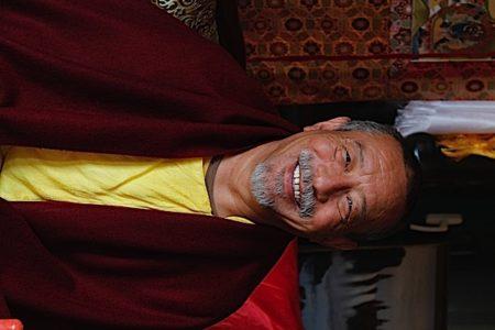 Buddha Weekly Portrait Venerable Zasep Rinpoche Buddhism