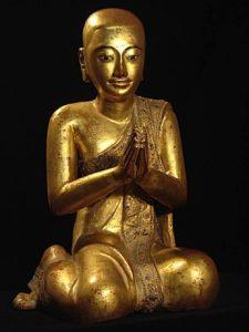 Buddha Weekly Sariputta Buddhism