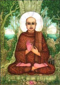 Buddha Weekly Sariputta the monk Buddhism
