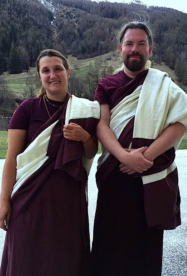 Buddha Weekly Tashi Lhamo and Rigdzin Pema Tuthob Buddhism