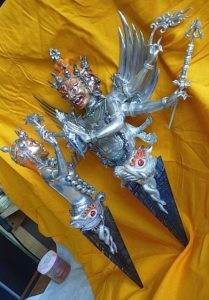 Buddha Weekly Vajrakilaya and Diptachakra for Ganteng Gompa Buddhism