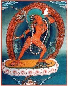 Buddha Weekly Vajrayogini 3 Buddhism