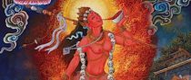 Naked wisdom for degenerate times: Vajrayogini, enlightened wisdom queen, leads us to bliss, clear light and emptiness, despite modern obstacles