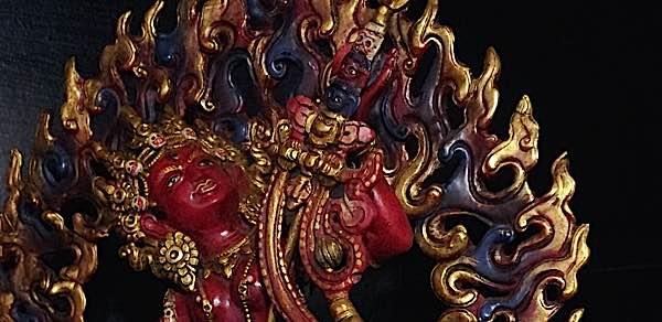 Naked wisdom for degenerate times: Vajrayogini, enlightened wisdom