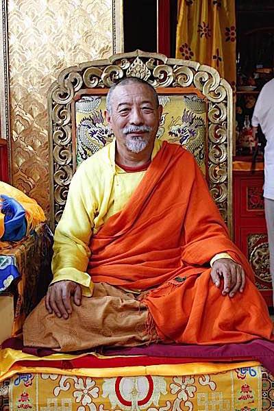 Buddha Weekly Venerable Zasep Tulku Rinpoche Buddhism 1