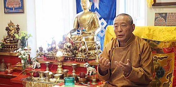 Buddha Weekly Zasep Rinpoche speaks about Mantra Buddhism