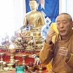 Buddha Weekly Zasep Tulku Rinpoche teaching on Mantra Buddhism
