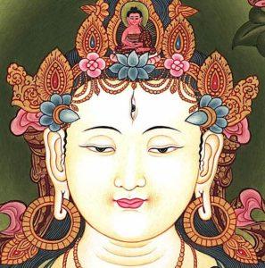 Buddha Weekly avalokiteshvara face of compassion guanyin chenrezig Buddhism