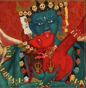 Buddha Weekly chakrasamvara Vajrayogini close Buddhism