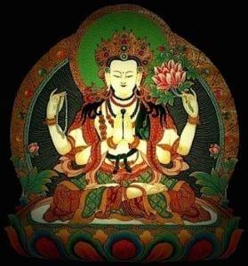 Buddha Weekly mantra of avalokiteshvara Buddhism