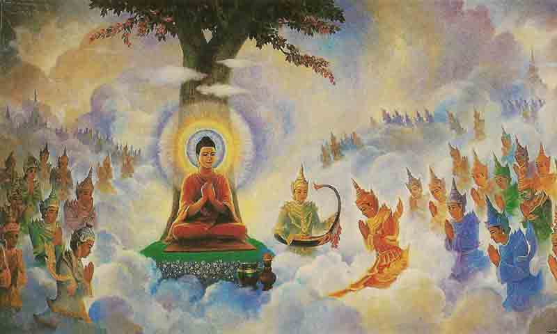 A Sutra for Troubled Times: Usnisa Vijaya Dharani Sutra and Mantra— Purify Karma, Eliminate Illness and Prevent calamities