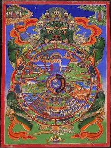 Buddha Weekly 12 links of dependent arisingjpg Buddhism