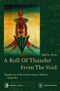 Buddha Weekly A roll of thunder from the void Buddhism
