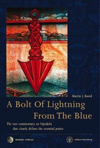Buddha Weekly Bolt of Lightning from the Blue Buddhism