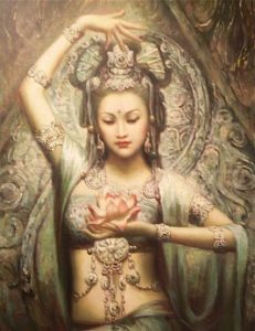 Buddha Weekly Close up modern style Guanyin Buddhism