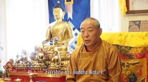 """Every one has Buddha Nature."" A teaching video: Venerable Zasep Rinpoche with mantra chanting by Yoko Dharma"