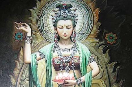 Buddha Weekly Guan Yin horizontal Buddhism