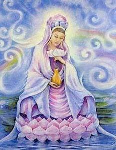 Buddha Weekly Guanyin by Pamela Matthews Buddhism